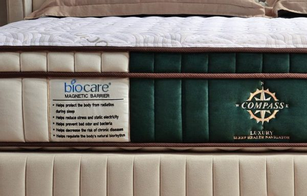 מזרן Compass Luxury Structure of Biocare